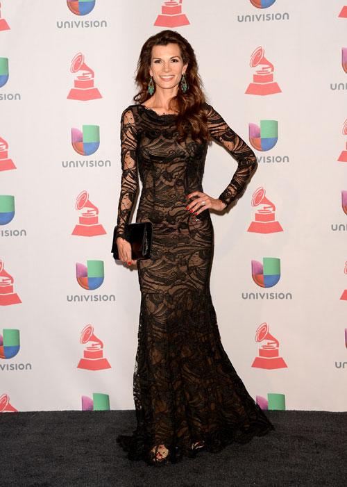 Latin Grammy 2013, CRISTINA BERNAL