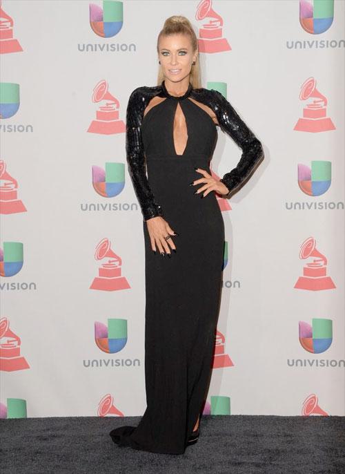 Carmen Electra, Latin Grammy 2013, Ellas