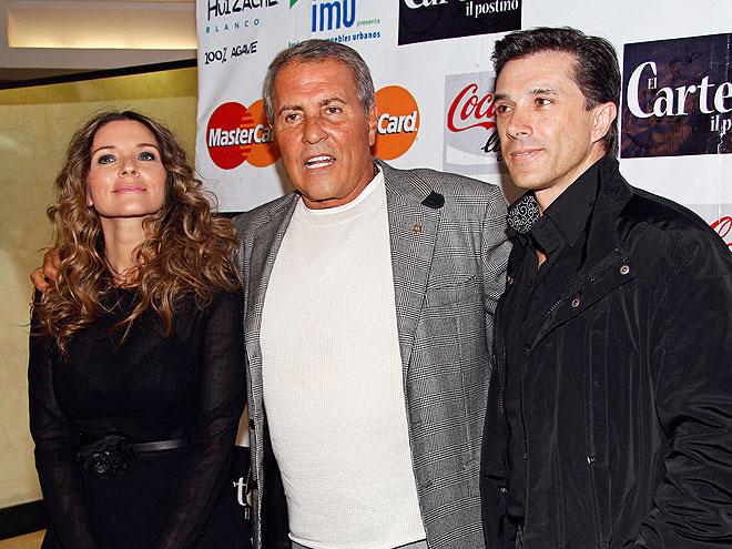 Sergio Mayer, Isabella Camil, Míralos