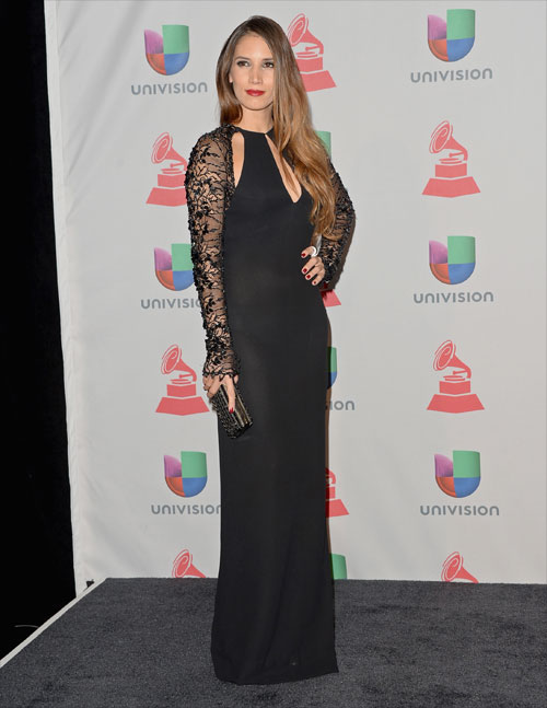 India Martínez, Latin Grammy 2013, Ellas