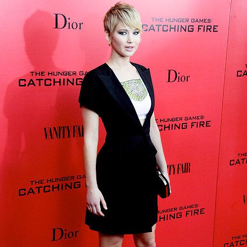 Jennifer Lawrence, Corte pixie
