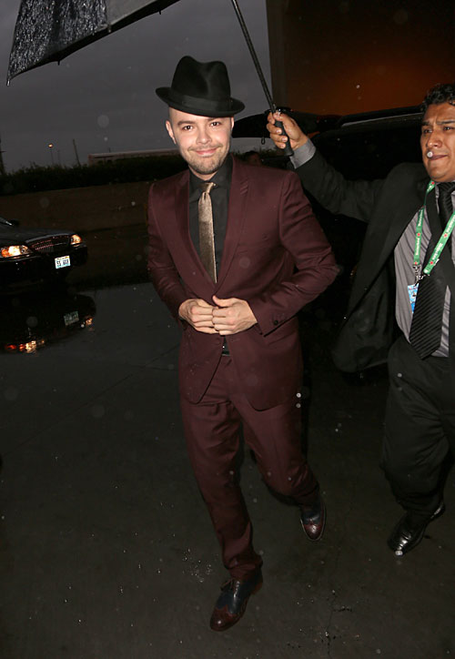 Latin Grammy 2013, JESSE HUERTA