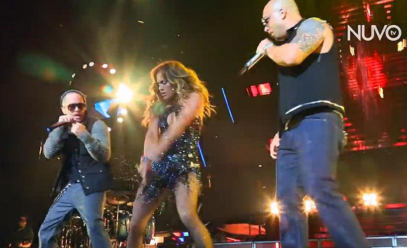 Jennifer López, Wisin & Yandel