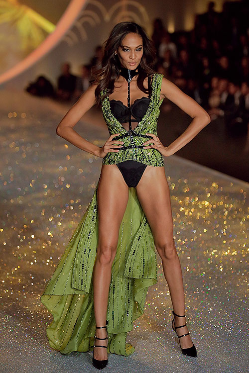 JOAN SMALLS, Victoria's Secret 2013