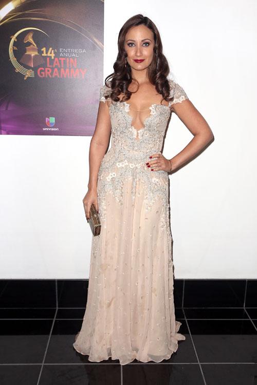 Latin Grammy 2013, KARLA MONROIG