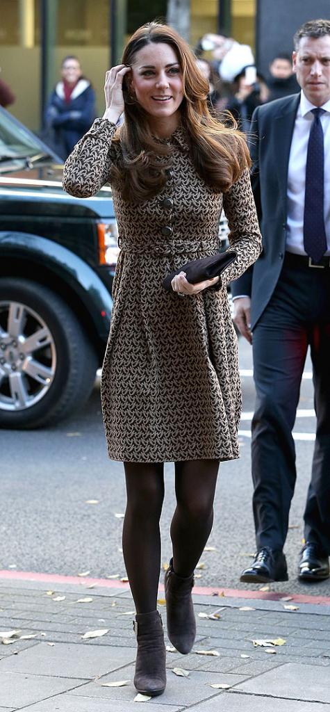 Kate Middleton, El look del día