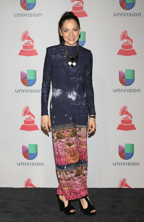 Latin Grammy 2013, Natalia Lafourcade