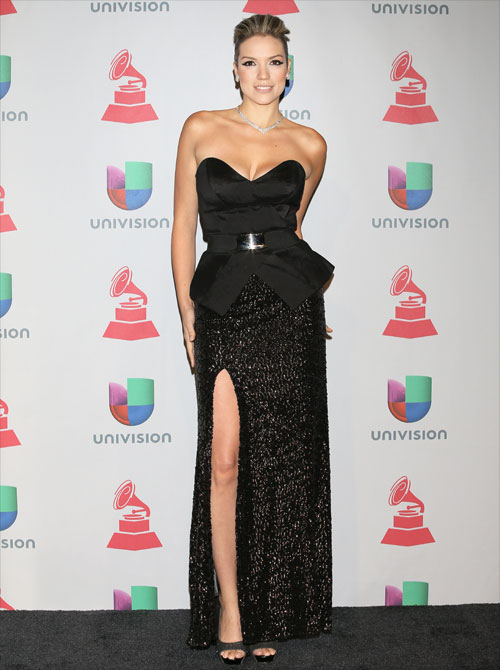 LAURA MAYOLO, Latin Grammy 2013