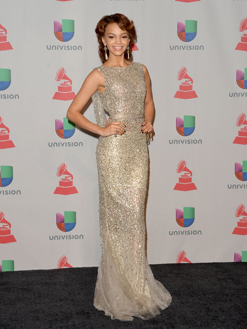 LESLIE GRACE, LATIN Grammy 2013