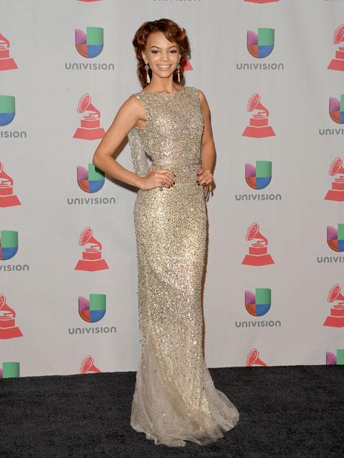 LESLIE GRACE, LATIN Grammy 2013