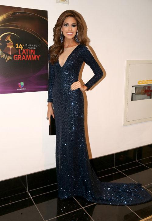 Gabriela Isler, Latin Grammy 2013