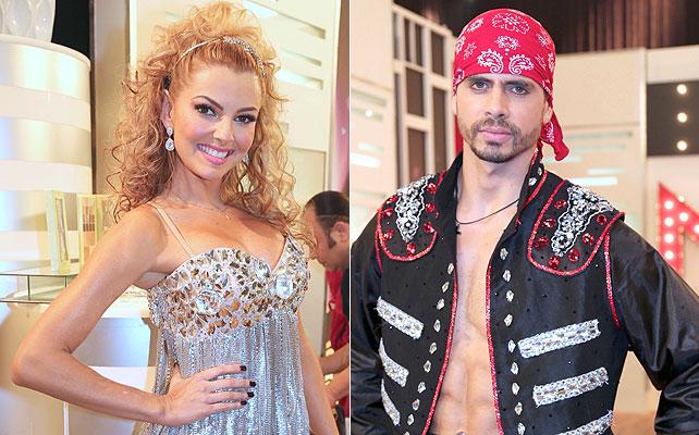 Pedro Moreno, Marjorie de Sousa, Mira quién baila