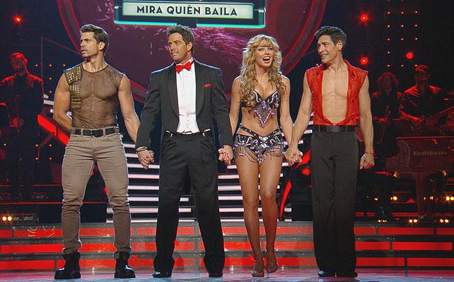 Pedro Moreno, Mane de la Parra, Marjorie de Sousa, Johnny Lozada