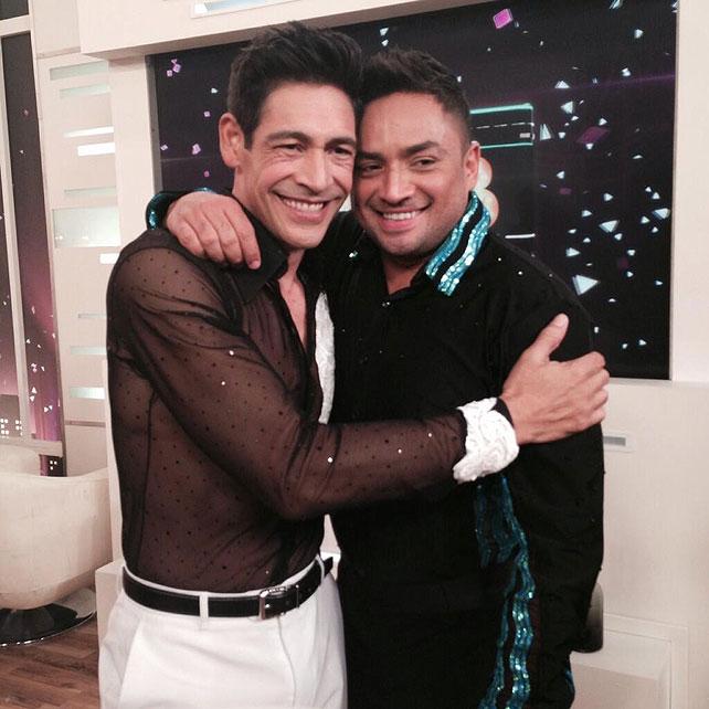 Johnny Lozada, Manny Manuel