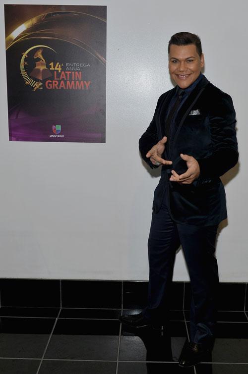 Latin Grammy 2013, EL NIÑO PRODIGIO