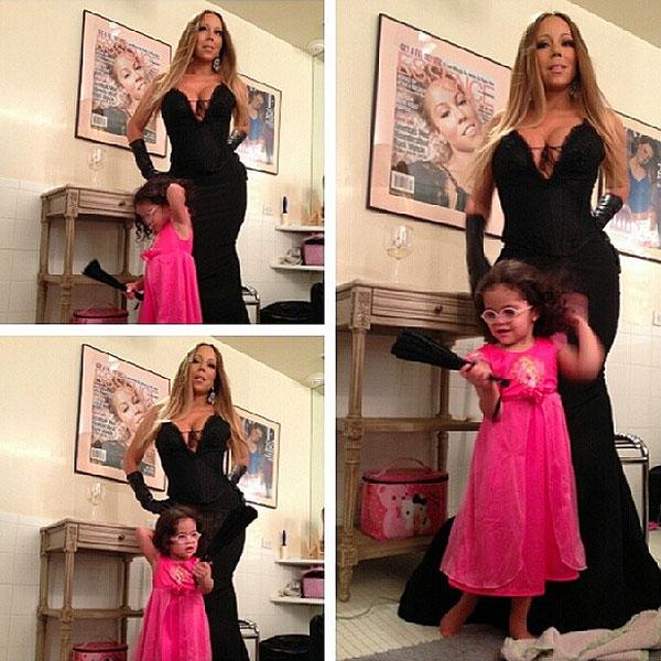 Mariah Carey, Monroe Cannon, Sin filtro