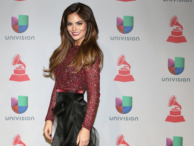 Ximena Navarrete, Latin Grammy 2013