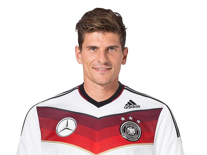 Mario Gómez García, guapos, fútbol