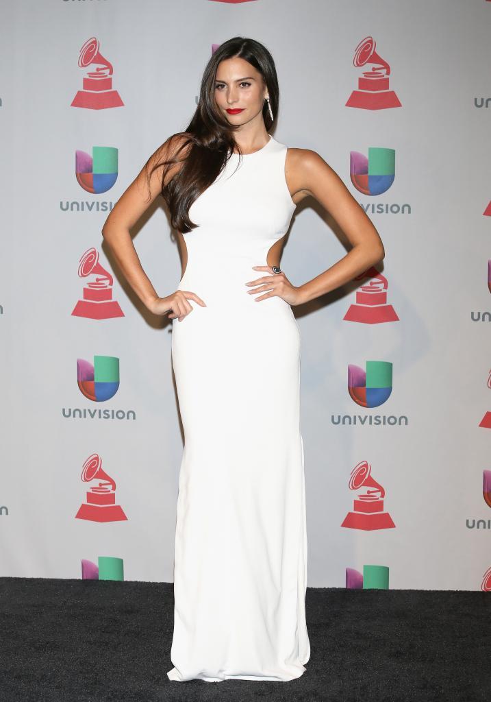 Génesis Rodríguez, Ellas, Latin Grammy 2013