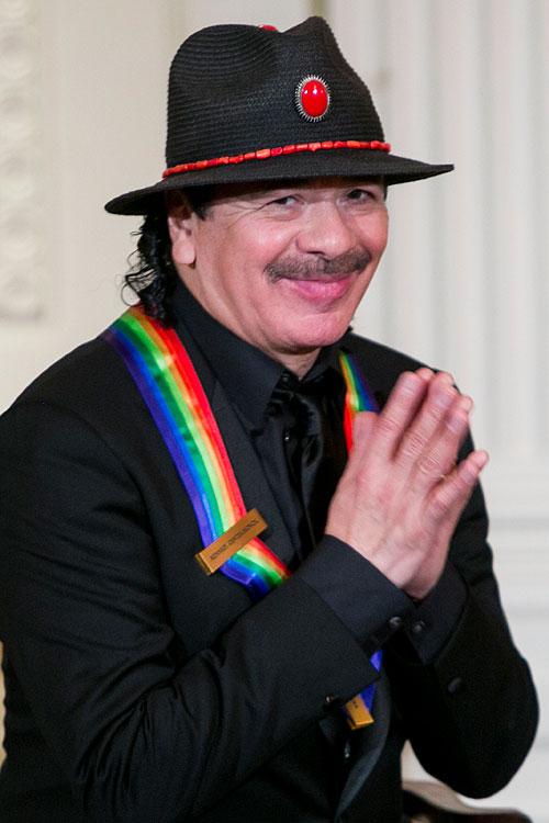Carlos Santana, Míralos