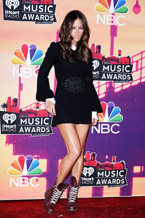 Robin Antin, iHeartRadio Music Awards 2014, Ellas