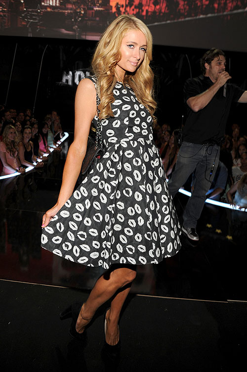 Paris Hilton, iHeartRadio Music Awards 2014, Ellas