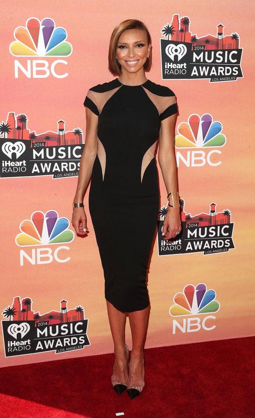 GIULIANA RANCIC, Ellas, iHeartRadio Music Awards 2014