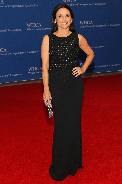 Julia Louis-Dreyfus, Cena de corresponsales de la Casa Blanca 2014