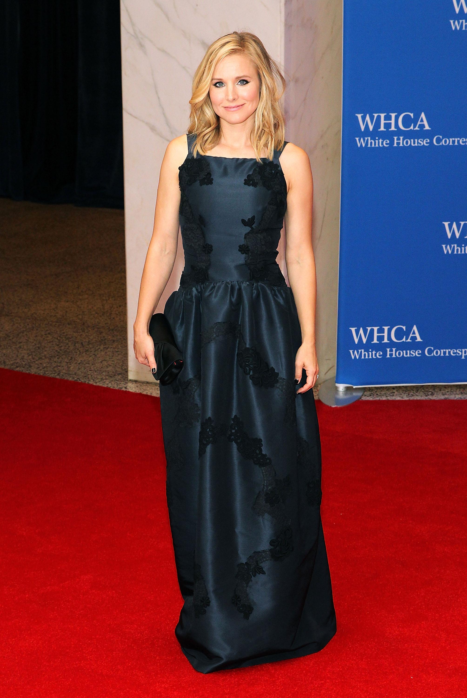 Kristen Bell, Cena de corresponsales de la Casa Blanca 2014