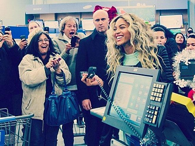 Beyoncé, Walmart