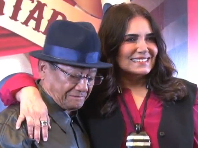 Tania Libertad, Armando Manzanero