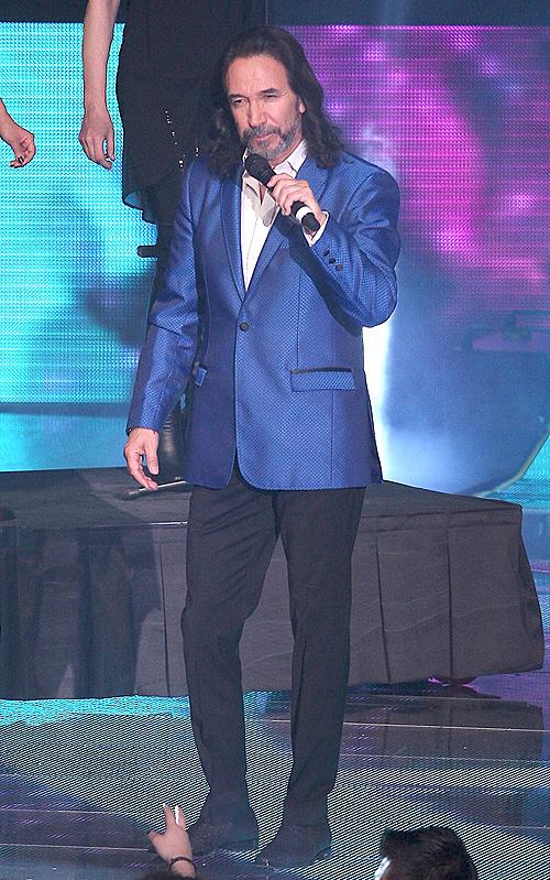 Marco Antonio Solís, Teletón México 2013