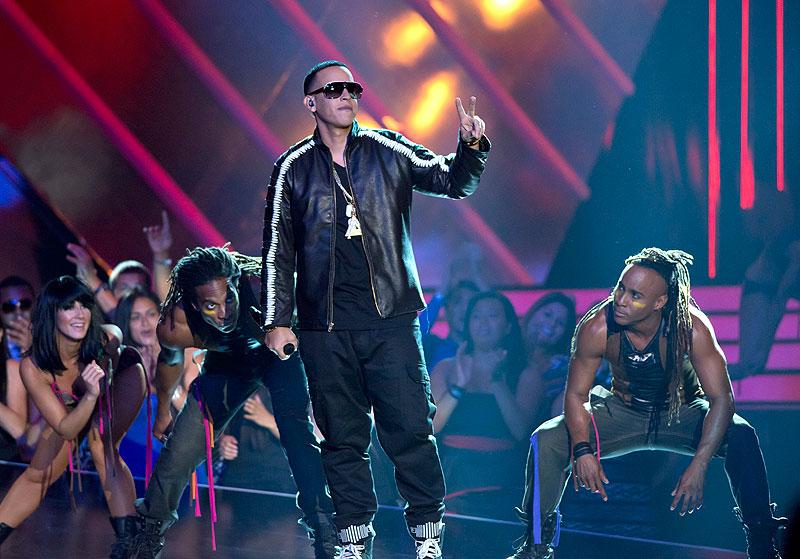 Daddy Yankee, el show en imágenes