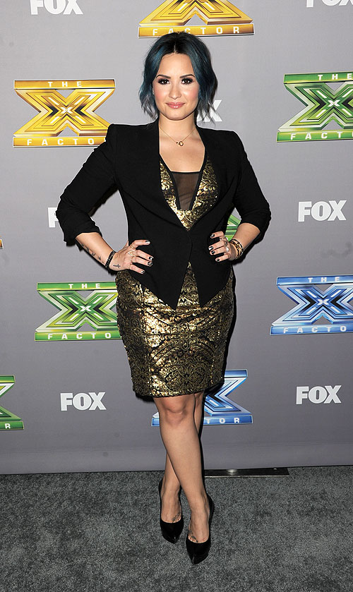 Demi Lovato, El look del día
