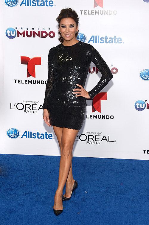Eva Longoria, Premios Tu Mundo 2013