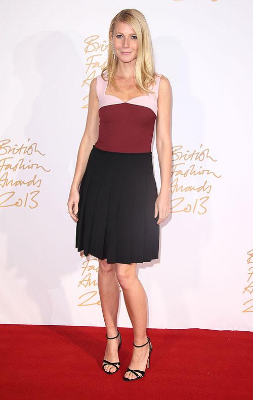 Gwyneth Paltrow, El look del día