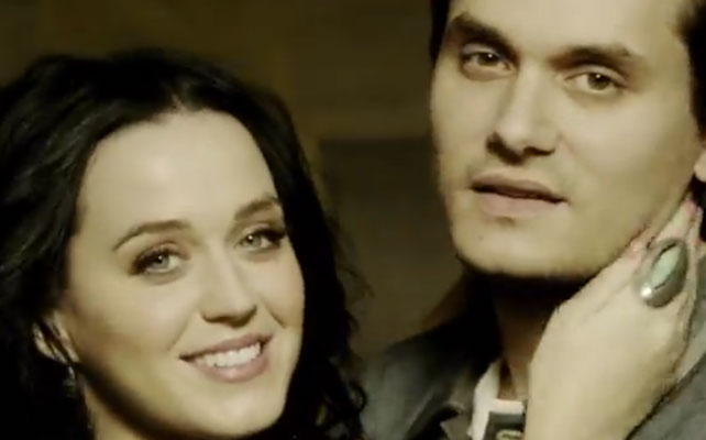 John Mayer y Katy Perry