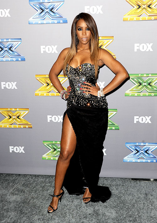 Kelly Rowland, El look del día