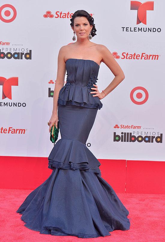 Maritza Rodríguez, Premios Billboard de la Música Latina 2013