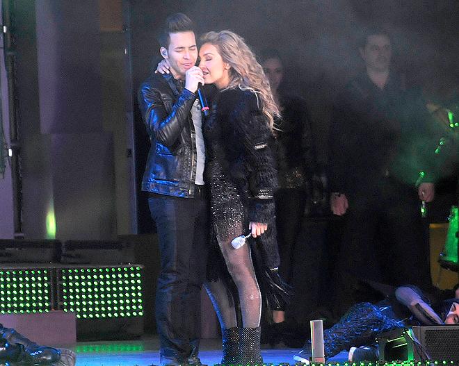 Thalía, Prince Royce, Teletón México 2013