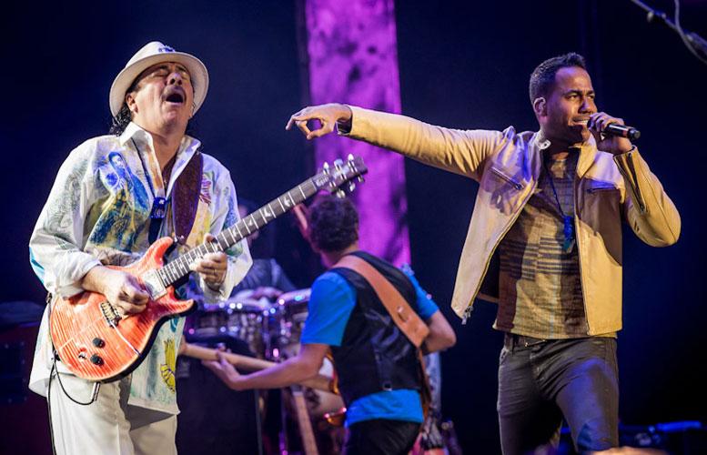 Carlos Santana, Romeo Santas, Míralos