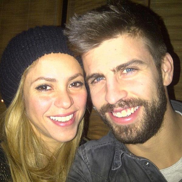 Shakira, Piqué, sin filtro
