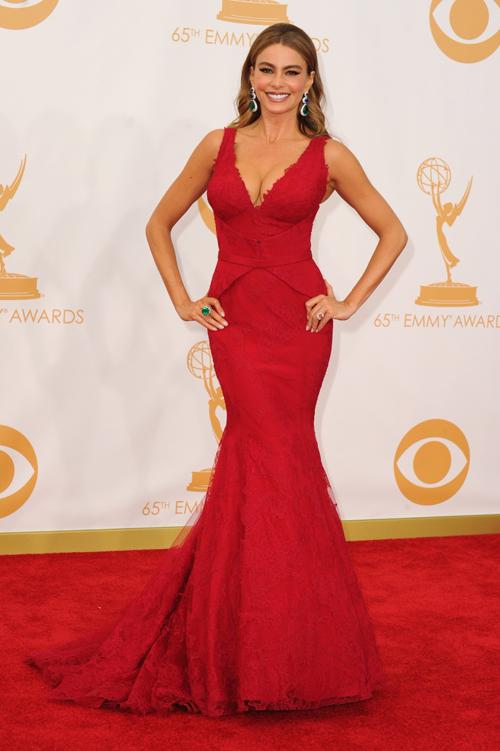 SOFÍA VERGARA, Ellas Emmy 2013