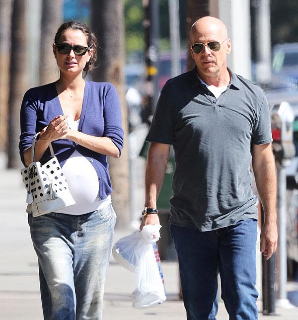 Bruce Willis, Emma Heming, Míralos