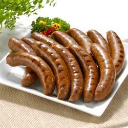 Salchicha italiana de cerdo