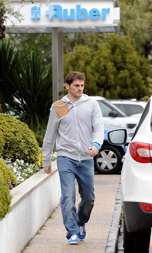 Iker Casillas, Míralos