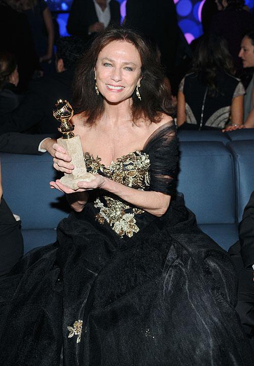 Globos de Oro 2014, Jacqueline Bisset
