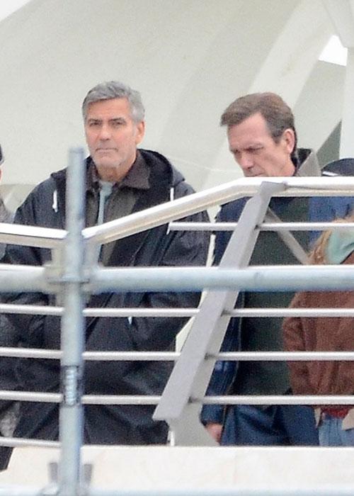 George Clooney, Hugh Laurie, Míralos