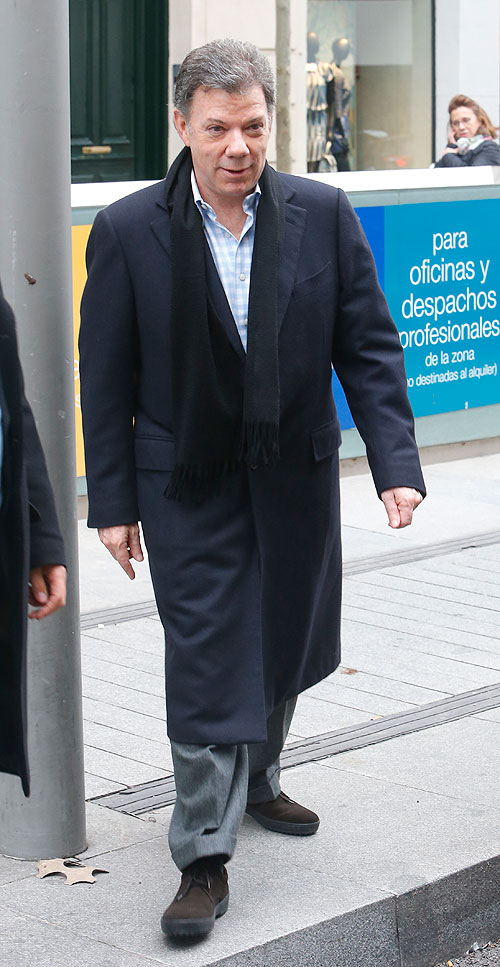 Juan Manuel Santos, Míralos