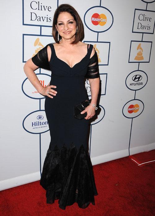 Gloria Estefan, El look del día